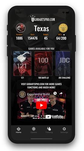 GoDartsPro now on iOS App Store